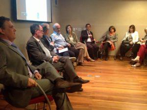 Maria Alice Setubal participa de encontro com o ministro da educação em SP
