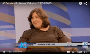 No dia do professor, Cenpec debate a valorização docente na TV Cultura