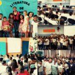 A EMEF José Honório Rodrigues mobilizou toda escola, apresentando sessão de filmes, poesias e teatro baseadas na vida e obra do grande ícone da cultura brasileira: Patativa do Assaré.