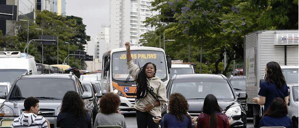 Mobilização estudantes