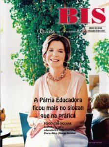 """""""A Pátria Educadora ficou mais no slogan que na prática"""", diz Neca Setubal"""
