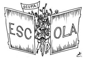 O que as ocupações dizem sobre a escola (e o mundo) que os jovens querem