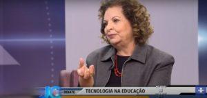 Cenpec discute tecnologia na educação no JC Debate