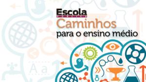 Capa da revista Escola Pública aborda os desafios do Ensino Médio