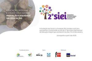2º Seminário Internacional de Educação Integral
