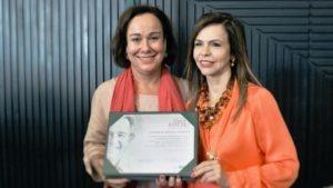 Cenpec recebe prêmio Darcy Ribeiro 2017 na Câmara dos Deputados