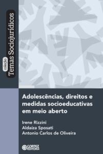 """Livro """"Adolescências, direitos e medidas socioeducativas""""."""