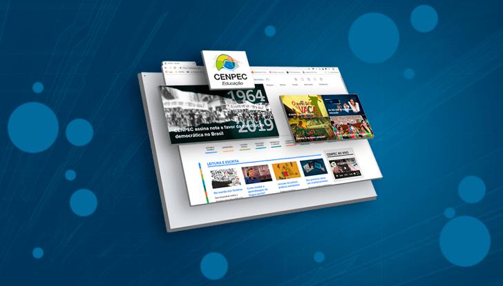 Novo Portal CENPEC Educação.