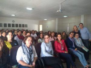 Saeb e Ideb foram os temas da oficina realizada na sede da Undime-SP.