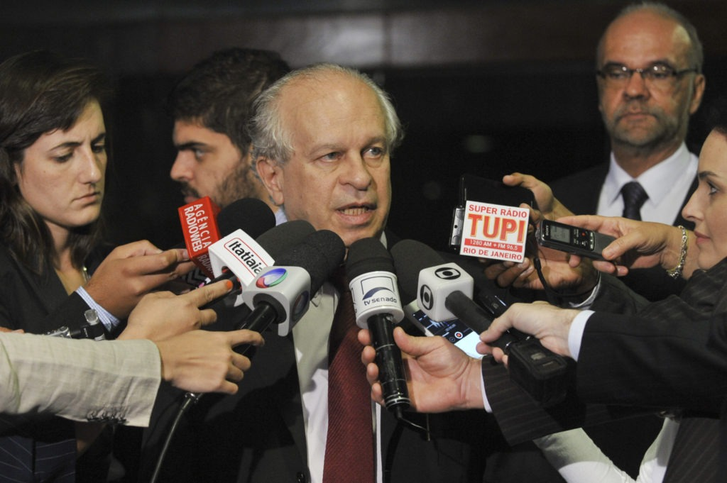 Renato Janine Ribeiro em entrevista.