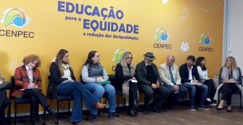 Mônica Gardelli Franco, diretora-executiva do CENPEC Educação, fala sobre desigualdades e juventudes. Foto: João Marinho.