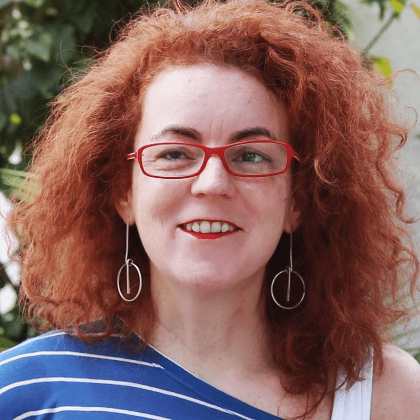 Claudia Charoux.