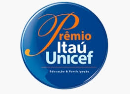Logo Prêmio Itaú-UNICEF