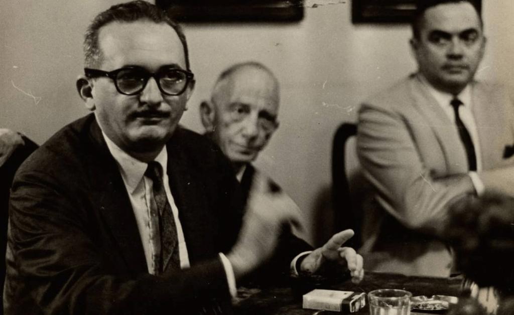 Prisão de Paulo Freire.
