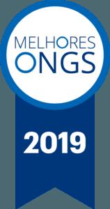 Selo das 100 Melhores ONGs 2019