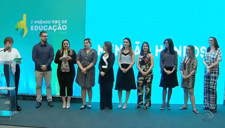 Prêmio RBS de Educação 2019 - cerimônia