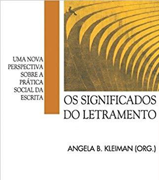 Capa do livro de Angela Kleiman (Os significados do letramento, 1995). Foto: reprodução