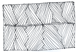 Kusiwa (grafismo wajãpi). Fonte: Portal Iphan