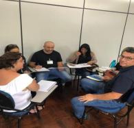 Reunião com coordenadores pedagógicos