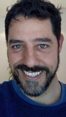 Maurício da Silva Ribeiro, imagem de homem sorrindo.