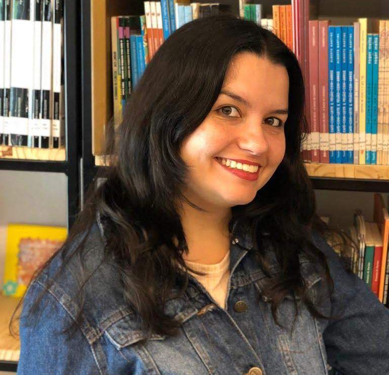 Andrelissa Ruiz, da Fundação Tide Setubal.