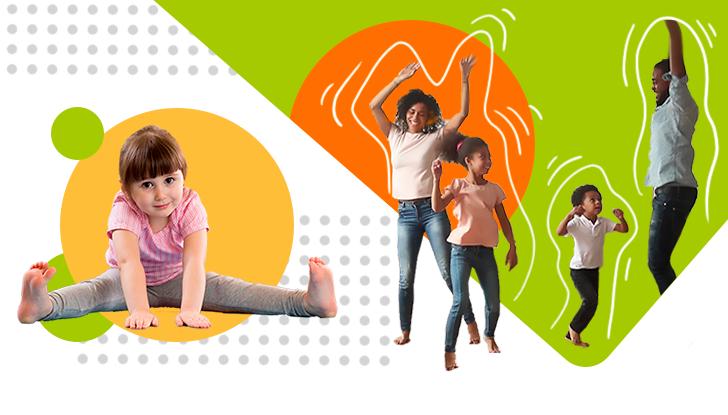 Atividades físicas para crianças e adolescentes na quarentena