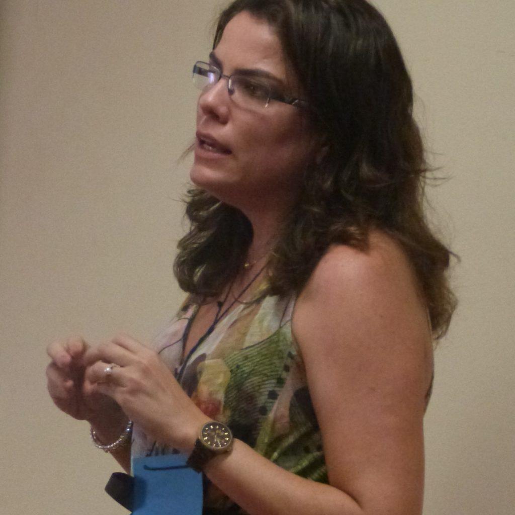 Imagem de Júlia Ribeiro, oficial de educação do UNICEF Brasil.
