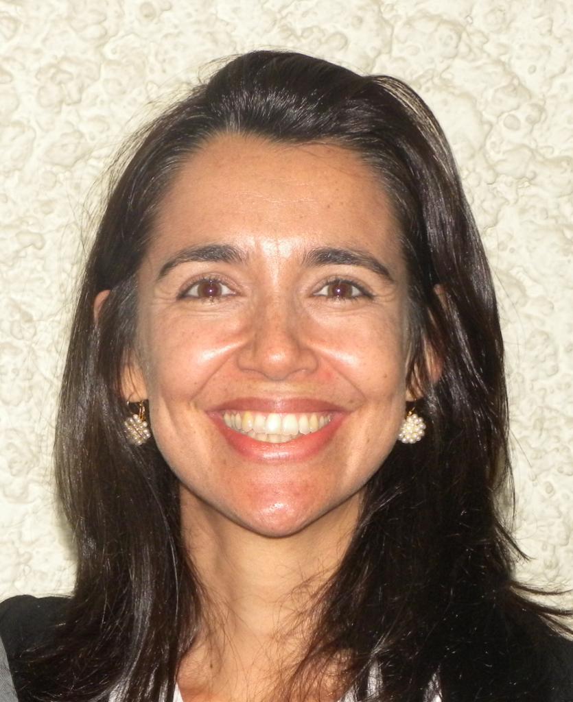 Fotografia de Adriana de Queiroz, do CEIPE-FGV e gestora do projeto OTec.