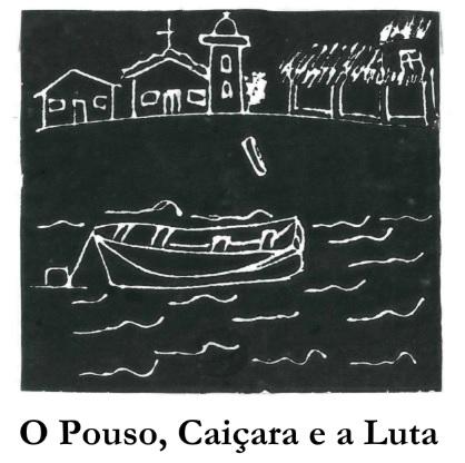 Capa do livro O Pouso, Caiçara e a Luta. Foto: reprodução