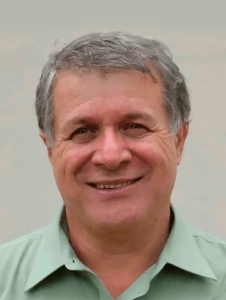 Foto de Romualdo Portela, diretor de Pesquisa e Avaliação do CENPEC Educação.