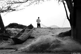 Pesca artesanal caiçara. Foto: Hoja, 2015.