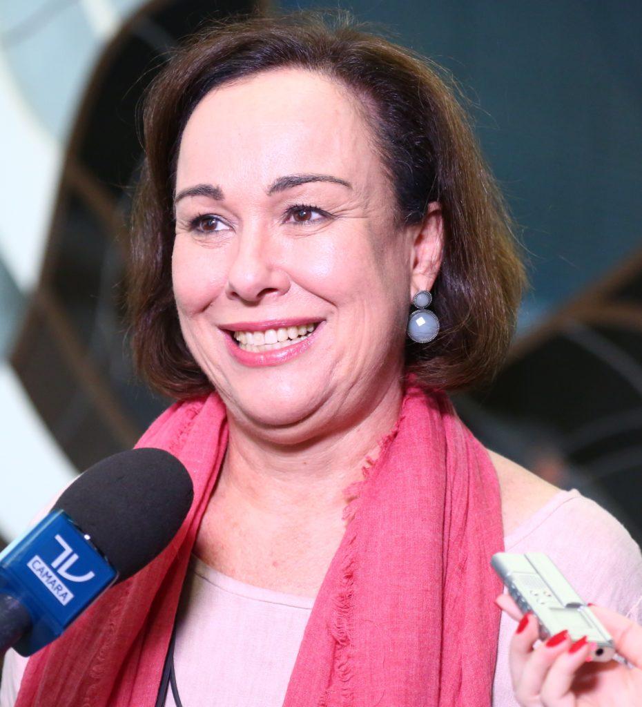 Fotografia de Anna Helena Altenfelder, Presidente do Conselho de Administração do CENPEC Educação.
