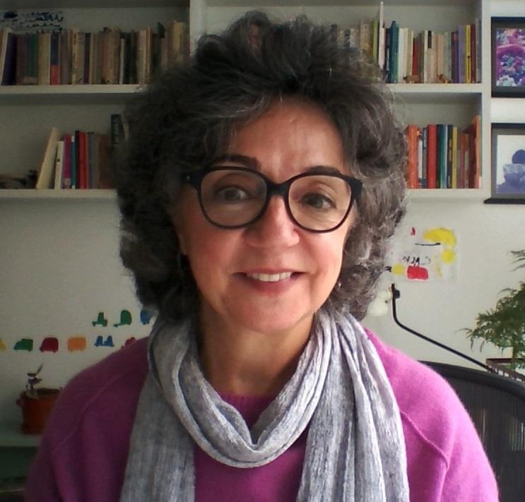 Fotografia de Tereza Perez, diretora-presidente da Comunidade Educativa Cedac.
