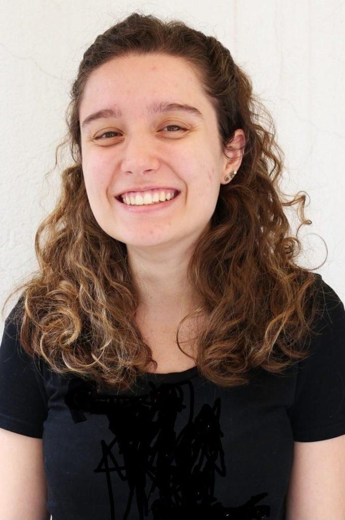 Fotografia de Isabella Alchorne, Vice-Presidenta da Associação Movimento Futuro.