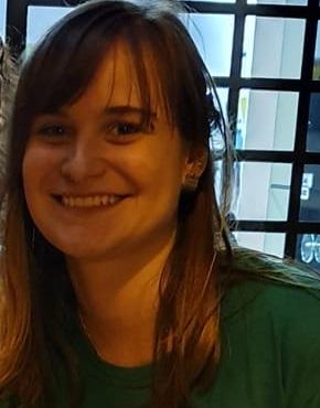 Fotografia de Sofia Carvalho, Presidenta da Associação Movimento Futuro.