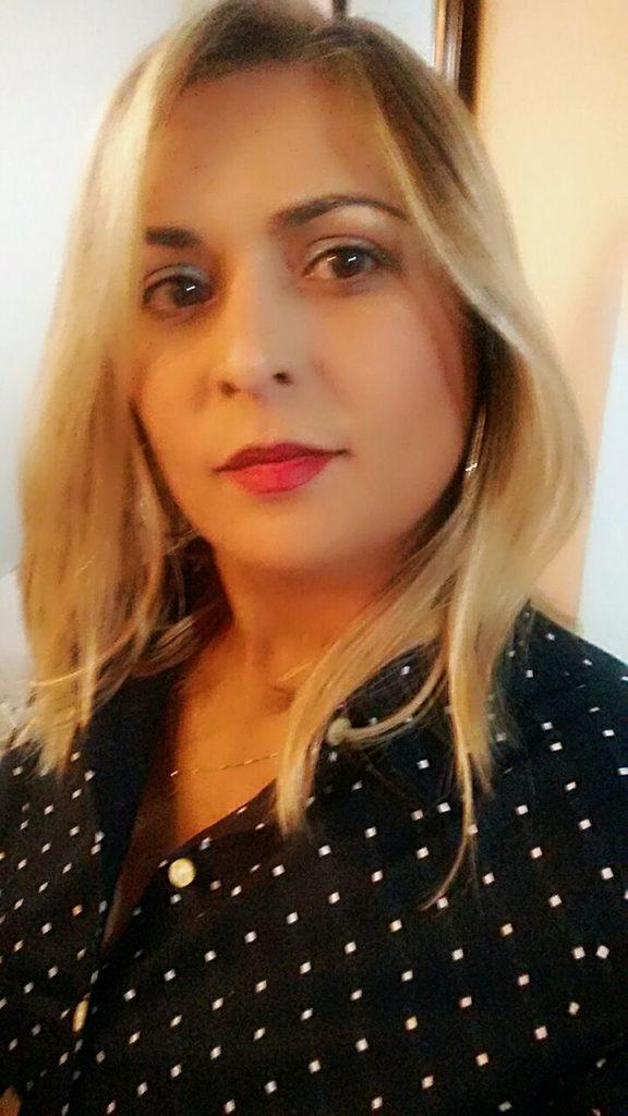 Fotografia de Cristiana Moreira, formadora do PVE no município.