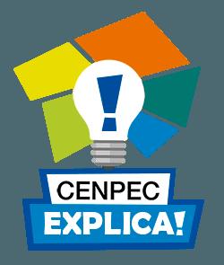 Logomarca da série #CENPECExplica sobre o novo Fundeb.