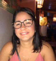 Imagem de Jeanne Karla de Pilar, pedagoga e orientadora educacional no município de Pilar (PB).