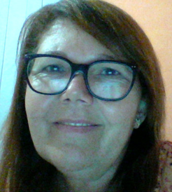 Imagem de Maria da Glória Cardoso Domingues, coordenadora na Secretaria de Educação de São José dos Ramos (PB).