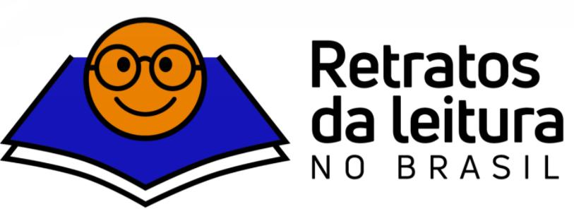 Imagem Retratos da Leitura no Brasil.