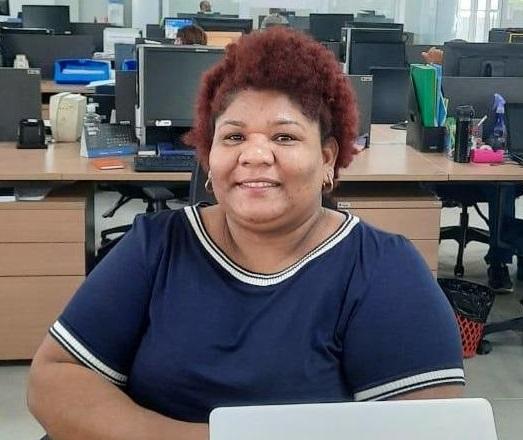 Imagem de Darcilena Correia, Coordenadora pedagógica do Programa de Fomento às Escolas de Ensino Médio em Tempo Integral da Secretaria de Estado de Educação do Pará (Seduc).