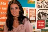 Imagem de Katia Mori, doutora em Currículo pela Pontifícia Universidade Católica de São Paulo e consultora da Rede Brasileira de Aprendizagem Solidária.