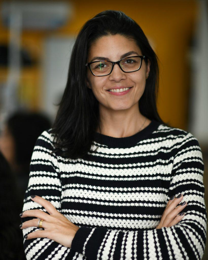Imagem de Sabrina Generali, gerente de marketing do Jornal Joca.