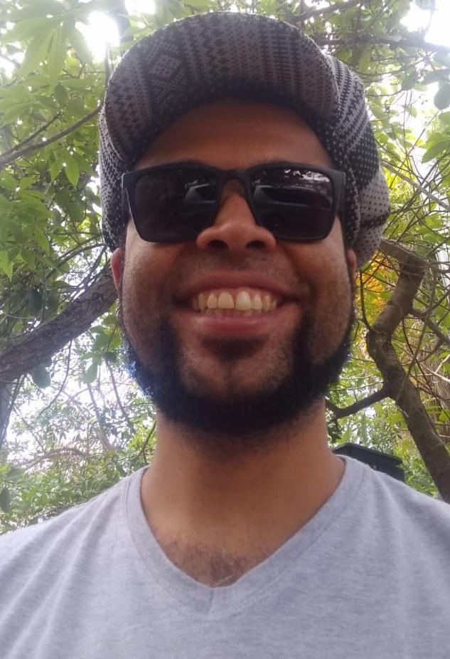 Imagem de Diego Elias Santana Duarte, coordenador-geral do Cieja Campo Limpo.
