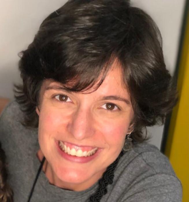Imagem de Alice Ribeiro, secretária executiva do Movimento pela Base.