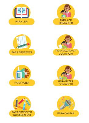 Almanaque para alfabetização e letramento