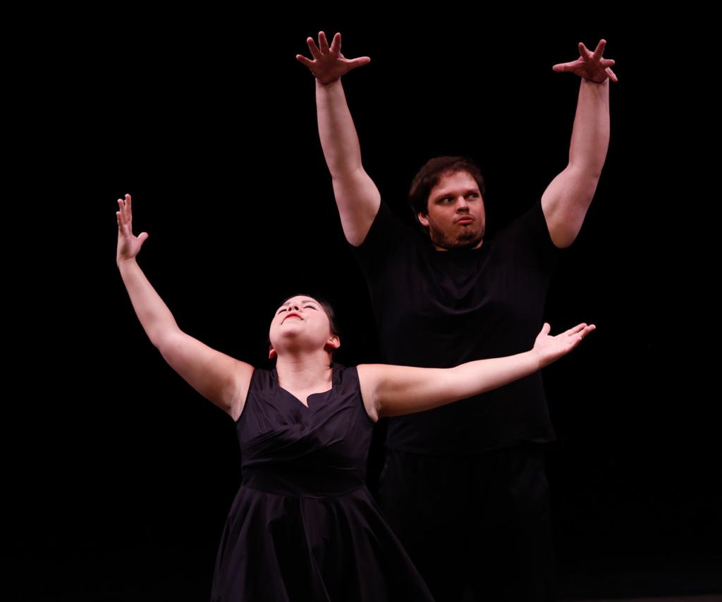 Invenção do teatro. Foto: Otterbein University Theatre & Dance dos Estados Unidos/Wikipedia